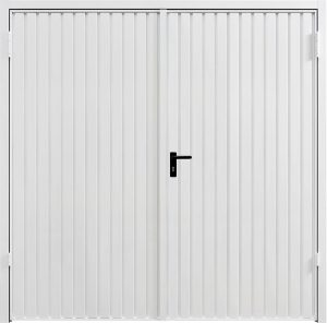 Garador Carlton steel side hinged door
