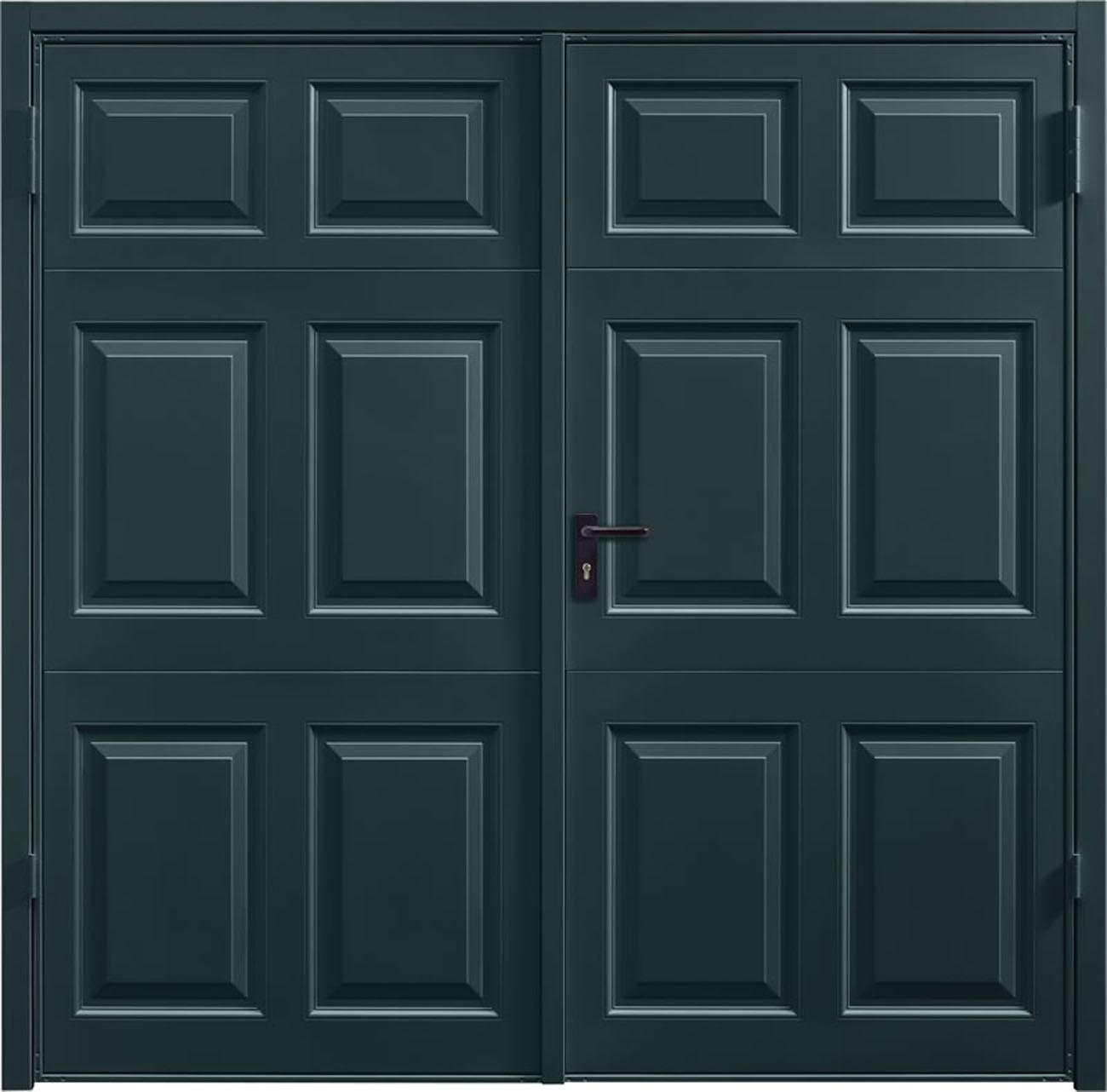 Garador Beaumont Side Hinged Emsworth Garage Doors