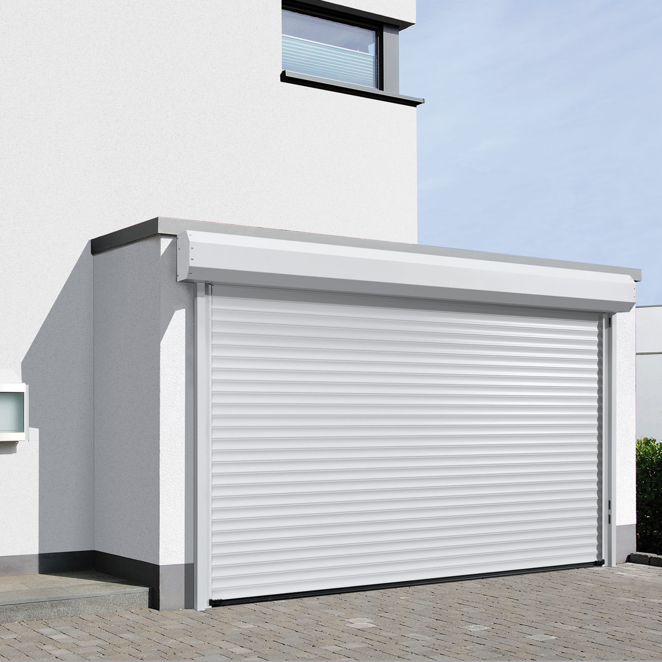 Hormann Rollmatic Emsworth Garage Doors