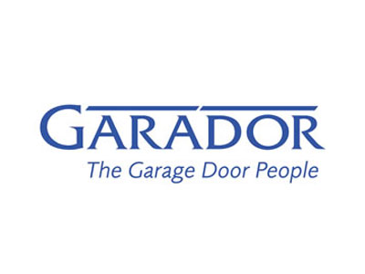 Garador Steel Timber Effect logo