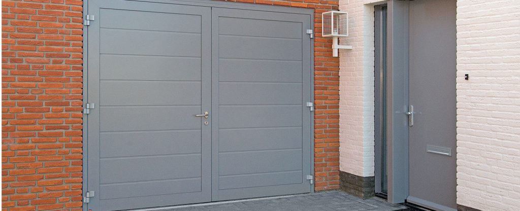 Side hinged Garage Doors cover image