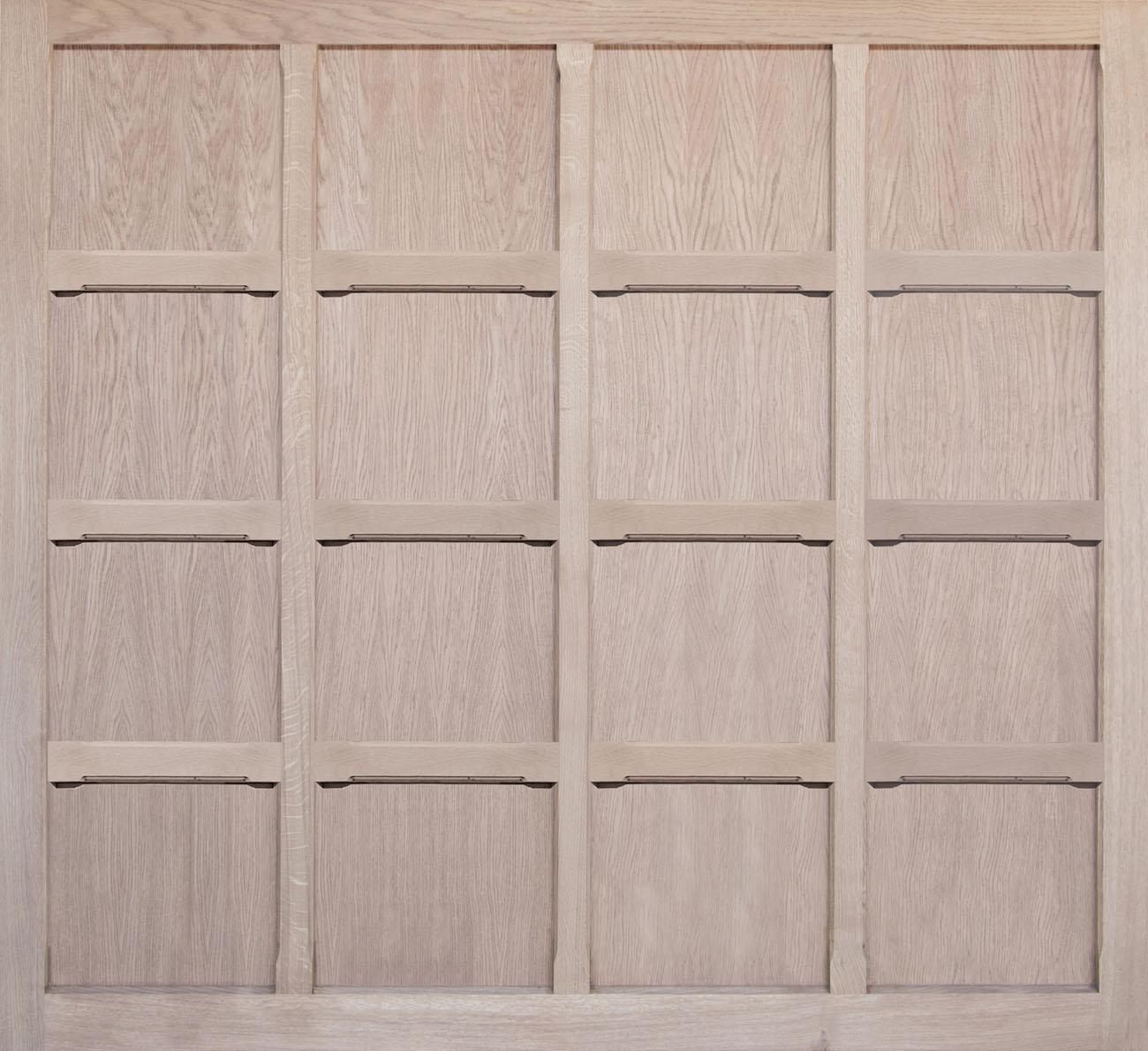 Broadoak panel-built
