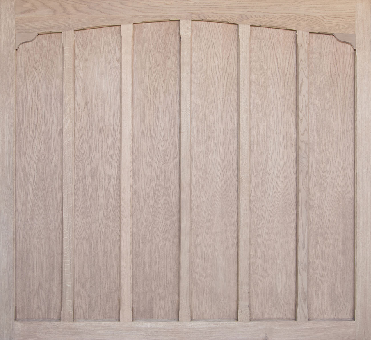 Oakridge panel-built