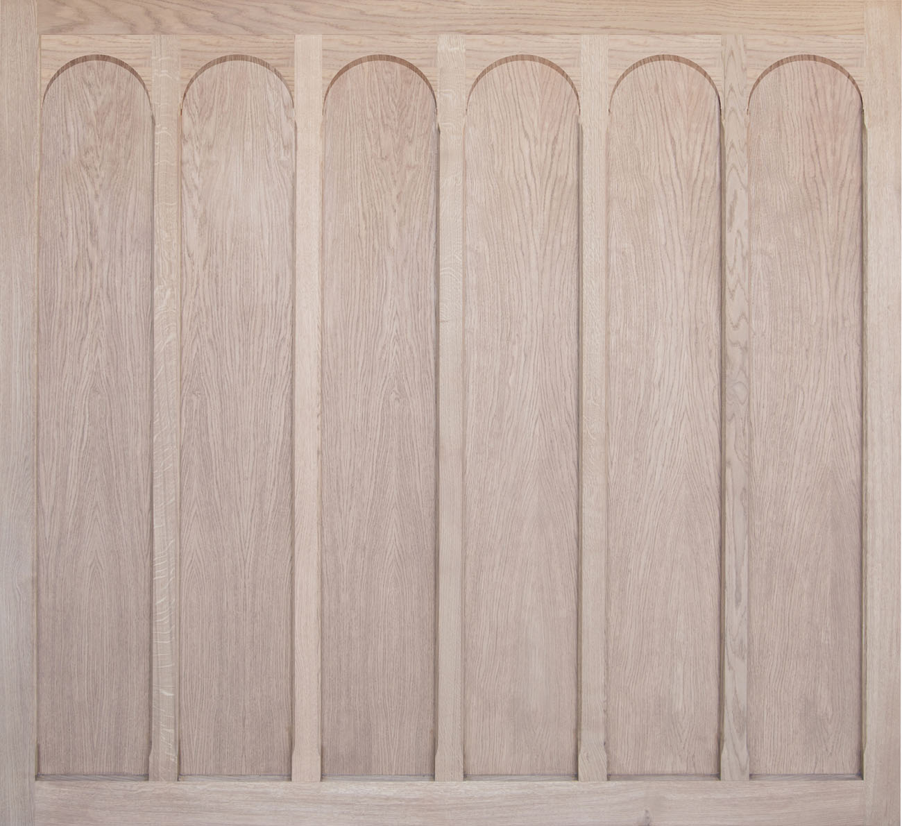 Sevenoak panel-built