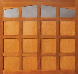 Kingsdon panel-built cedar