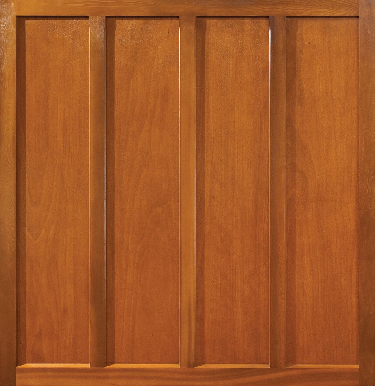 Standerwick panel-built cedar