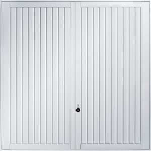 Hormann 2103 Caxton Steel Panel Garage Door