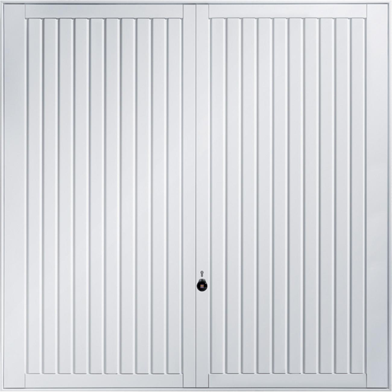 Hormann 2103 Caxton Steel Panel Garage Door