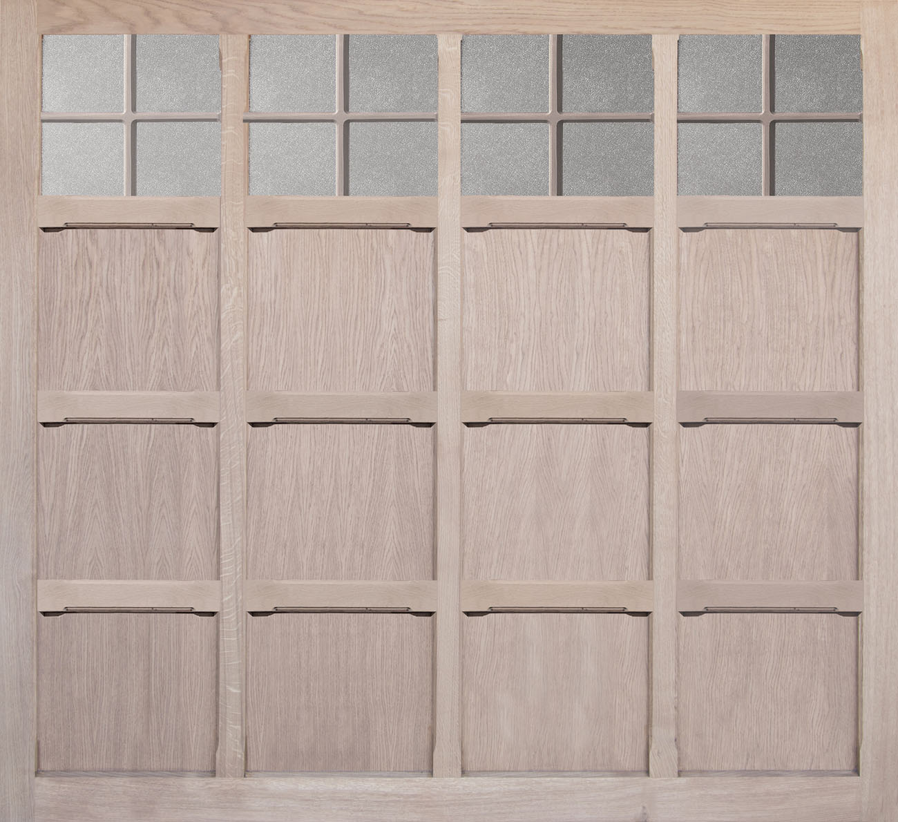Oakgrove panel-built