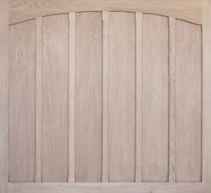 Oakwood panel-built