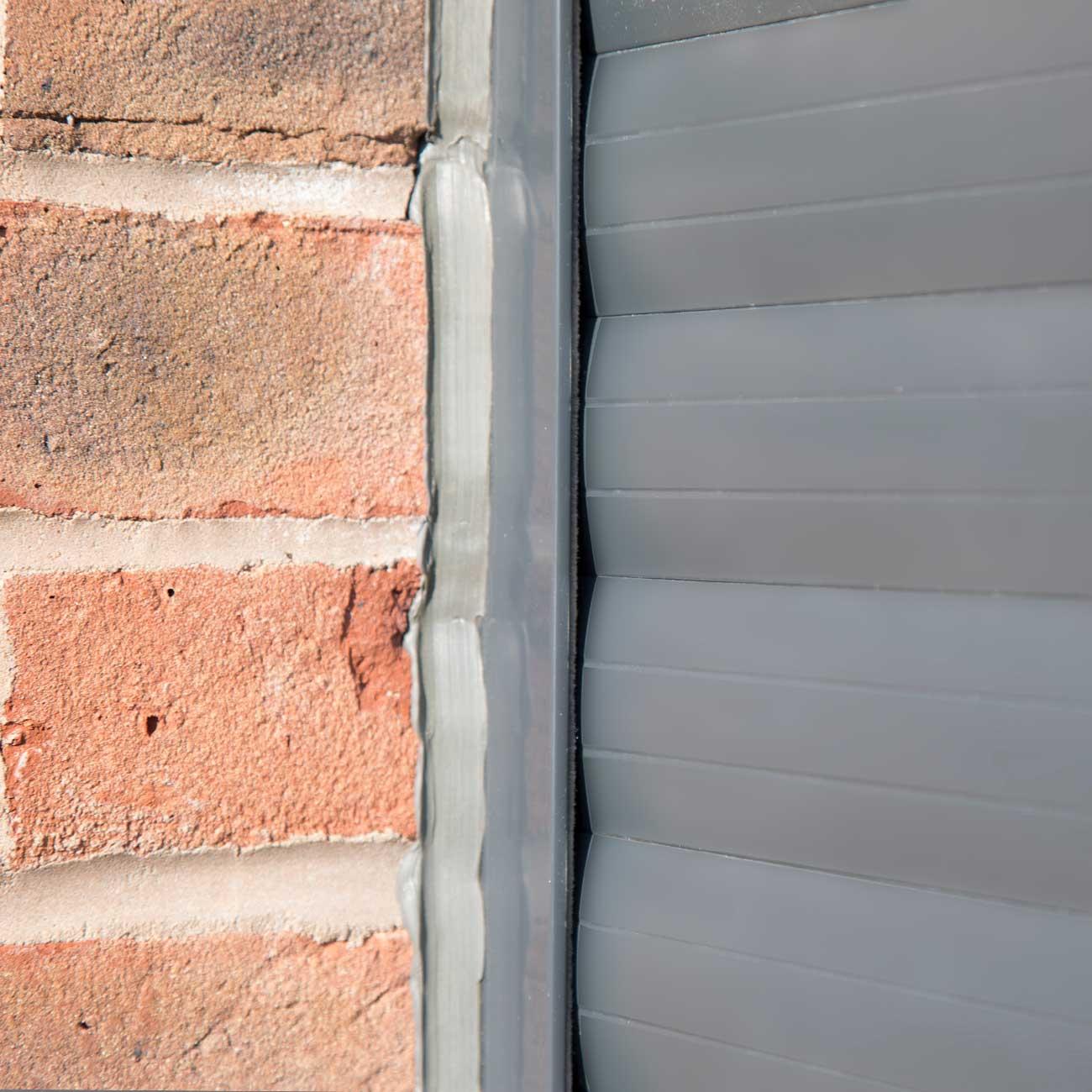 Alluguard 55 compact roller shutter lath profile