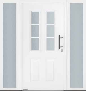 Hormann Thermo 46 Entrance Door
