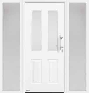 Hormann Thermo 65 Entrance Door