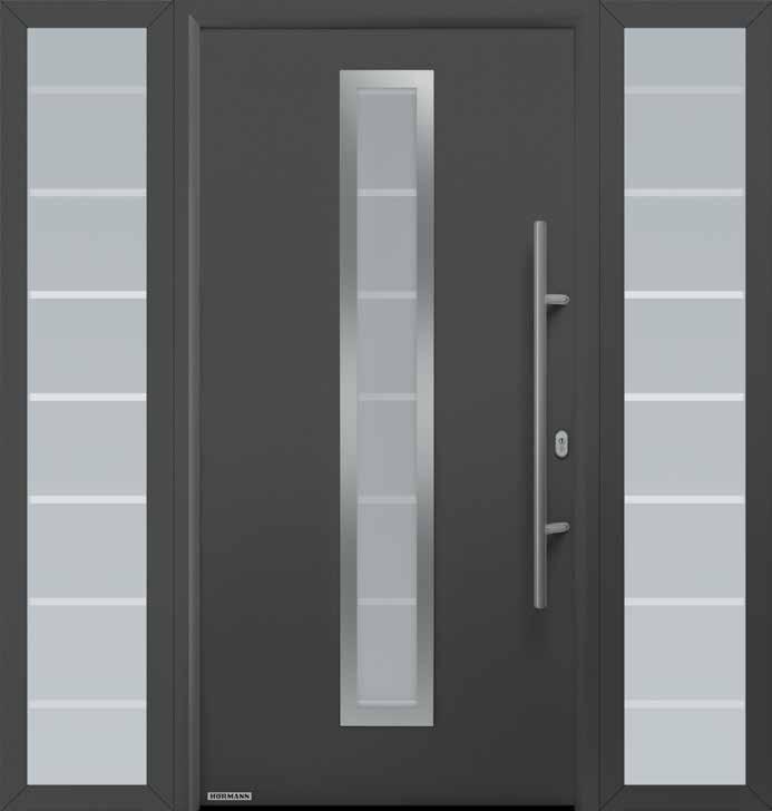 Hormann Thermo 65 Entrance Door Emsworth Garage Doors