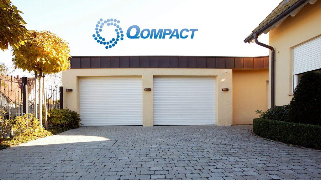 Qompact Roller Garage Door Emsworth Garage Doors