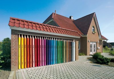 New Hörmann Sectional Garage Door Colours