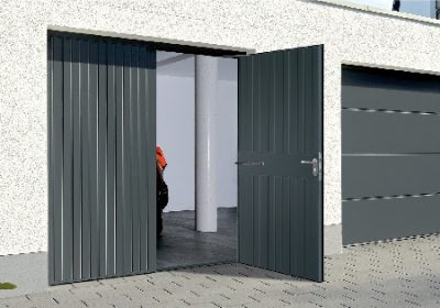 New Garador Side-Hinged and Garage Side Doors Available Soon!